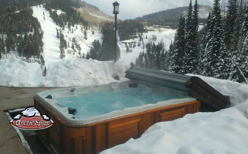 epic summit xl arctic spa